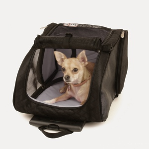 Snoozer(TM) Rolling Pet Carrier