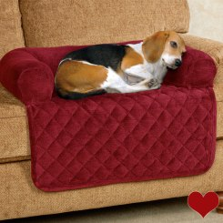 Ultimate Quilted Pet Cover with Bolster