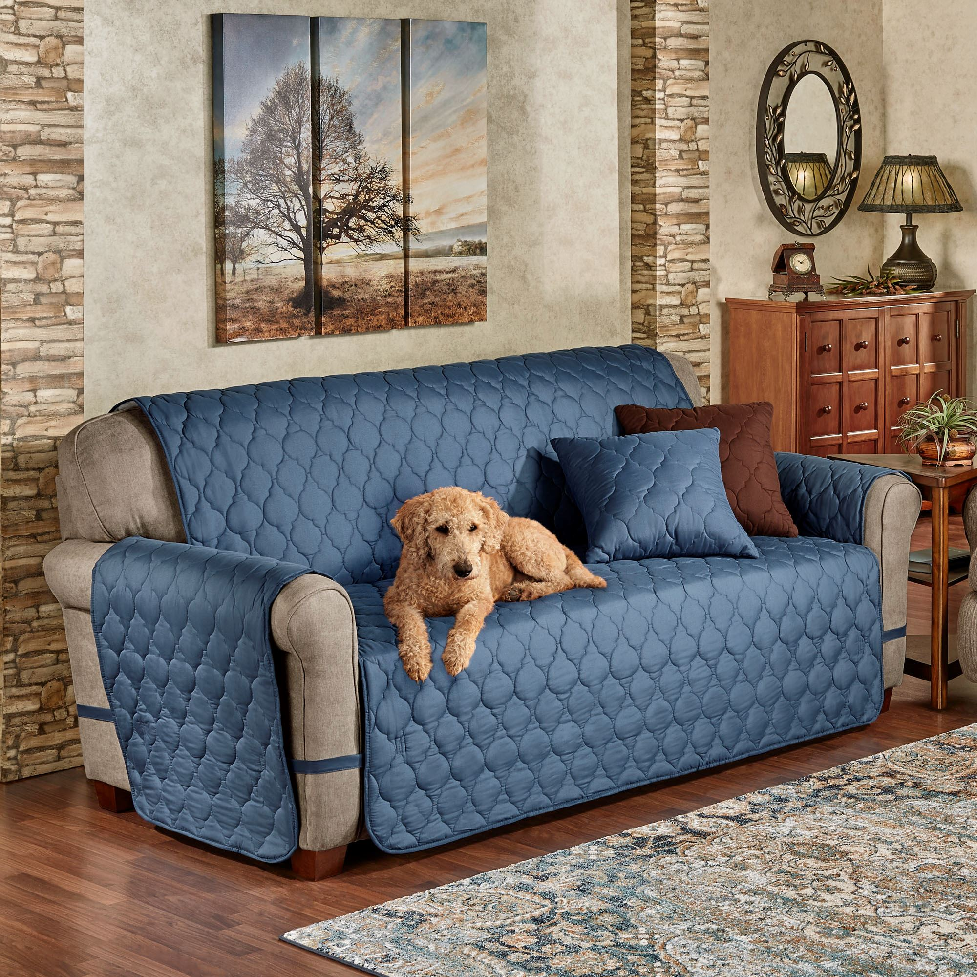 Paramount Solid Color Furniture Covers