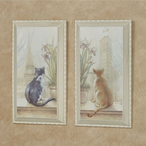 Urbal Felines Cat Wall Art