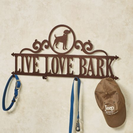Occasions Dog Wall Hook Rack