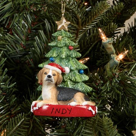 Kurt Adler Christmas Dog Breed Ornament