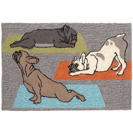 Yoga Dogs Mat