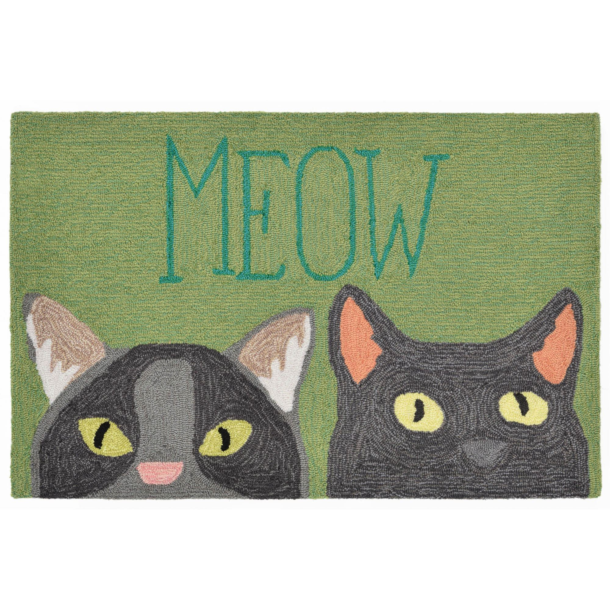 Meow Cat Mat