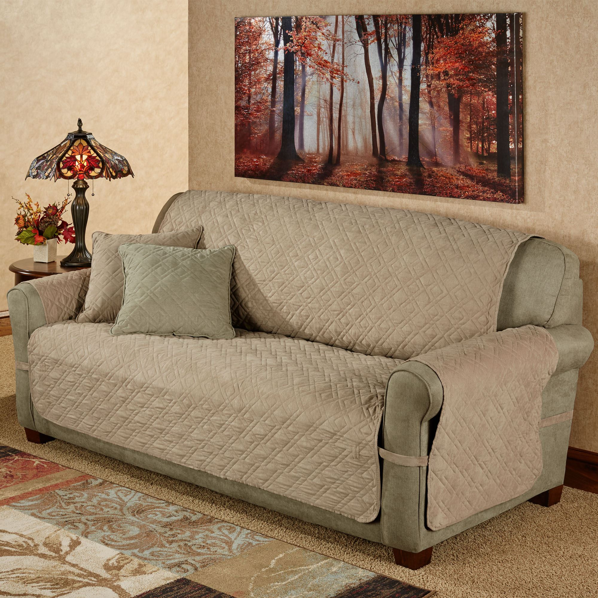 Mason Ultimate Quilted Furniture Covers