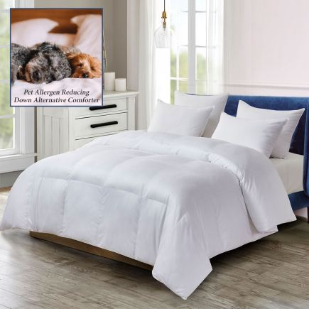 Pet Agree Down Alternative Comforter