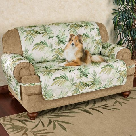 Paradise Leaf Tropical Furniture Cover
